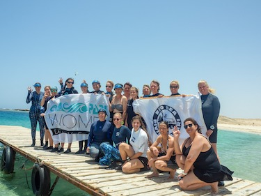 RSDS Celebrates PADI Womens Dive Day!