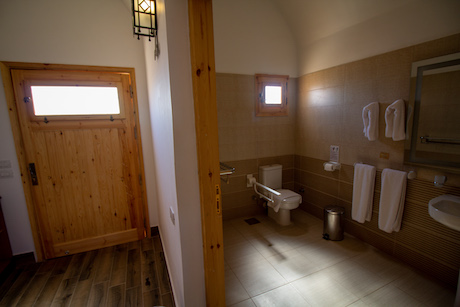 Accessible Deluxe Chalet